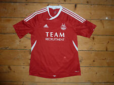 size:(L) ABERDEEN FC Football Shirt 2011 Soccer Jersey Scottish #Dons Formotion