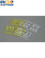 Tamiya P Parts Clear Lenses 58397 TAM9115196