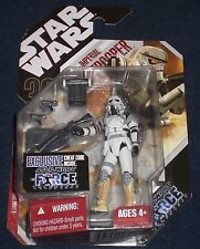 Star Wars 30th Anniversary Force Unleashed Imperial Evo Trooper Action Figure