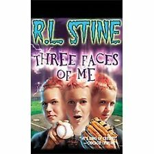 Three Faces of Me by R. L. Stine (2012, Paperback, Unabridged)