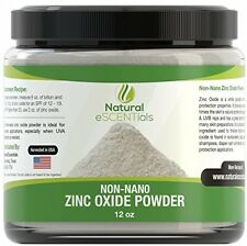 Zinc Oxide Powder 100% HIGH QUALITY Non Nano and Uncoated Baby Safe Cosmetic