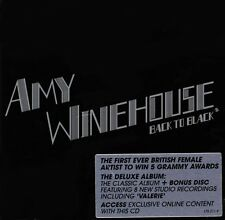 AMY WINEHOUSE - BACK TO BLACK  DELUXE EDITION 2CD ALBUM SET