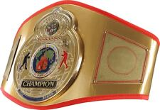 TITLE Boxing Gold Flash Championship Title Belt