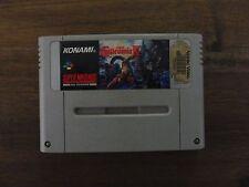 Super Castlevania IV 4 Super Nintendo SNES PAL Lot 3