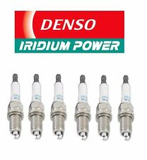 6-PCS Denso Long Life Iridium Power Spark Plugs OEM Toyota Lexus 3297 / SK20R11