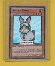 RESCUE RABBIT - (CT09-EN015) - Super Rare - Limited Edition - Yu-Gi-Oh