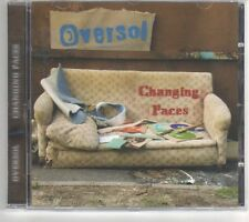 (GK170) Oversol, Changing Faces - 2006 Sealed CD