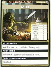 Pathfinder Adventure Card Game - 1x Mill - The Skinsaw Murders