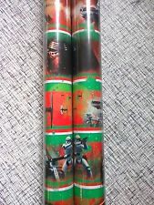 DISNEY STAR WARS GIFT WRAP WRAPPING PAPER ROLL CHRISTMAS 40 SQ. FT