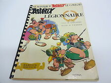 Une Aventure d'Asterix Le Gaulois legionnaire BD Book By Dargaud 1967 French