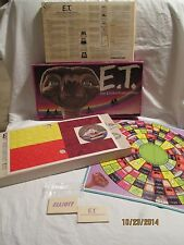 1982 Parker Brothers E.T. The Extra-Terrestrial Board Game No. 157