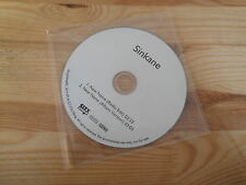 CD Indie Sinkane - New Name (2 Song) Promo CITY SLANG disc only