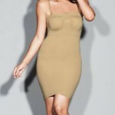 Avon Body Illusion Under Bra dress: Nude Shape Wear ~  New In Ba g~  Size 10/12