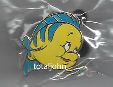 Disney DLR - GWP Little Mermaid Map Pin Flounder Pin
