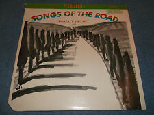 """TOMMY SCOTT """" SONGS OF THE ROAD """" VINYL RECORD LP REQUEST RECORDS SRLP 8084"""