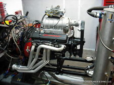 383ci Small Block Chevy Complete Engine 600hp+ Blown Pro-Street Built-To-Order