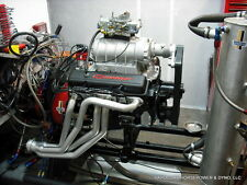 383ci Small Block Chevy Engine 600hp+ Blown Pro-Street Complete Built-To-Order