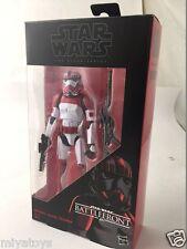 """Hasbro Star Wars Black Series 6"""" inch Imperial Shock Trooper Walmart Exclusive"""
