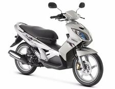 YAMAHA NEO 115  AT115 - NOUVO 115   SERVICE , Owner's  & Parts Manual CD