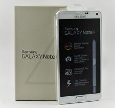 OPEN BOX - Samsung Galaxy Note 4 SM-N910C White (FACTORY UNLOCKED)  , 16MP
