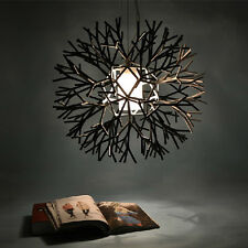 Modern Coral Pendant Ceiling Lamp Suspension Hanging Light Dining Chandelier New