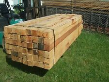 Durable Hardwood Posts 100mm x 100mm x 2.7m, $35 each