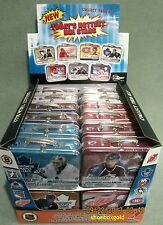 NHL Hockey MINI LUNCH BOXES NHL Assortment, Factory-Sealed Tins
