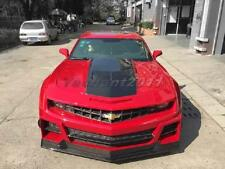 Deposit FRP Body Kit Fit For 10-14 Chevrolet Camaro DP Style Bumper Fender Skirt
