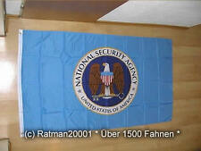 Fahnen Flagge National Security Agency NSA - 90 x 150 cm
