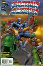 Captain America Vol. 2 # 9 (USA, 1997)