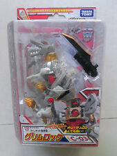 Transformers Takara Tomy Henkei Grimlock, C-03 (Chrome Finish), MISB