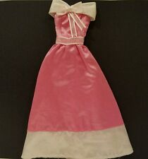 Cinderella Pink Ballgown Dress Gown Dress Disney Princess Barbie Doll