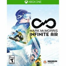 Xbox One 1 Mark McMorris Infinite Air Snowboarding NEW Sealed REGION FREE USA