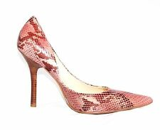New Guess Pumps/Heels By Marciano Carrie7 Leather Upper Snake Print  Size 10