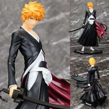Anime Cartoon Cool Bleach Kurosaki Ichigo PVC Action Figure Model Anime Toy Gift