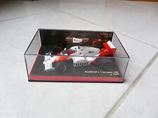 McLaren MP4/2 TAG Turbo Alain Prost #7 Minichamps 1/43 1984 F1 Formule 1