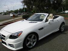 2014 Mercedes-Benz SLK-Class Base Convertible 2-Door