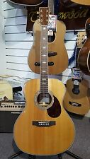 Sigma JR-40 Acoustic Guitar - Solid Spruce Top - Indian Rosewood B&S-  RRP $995