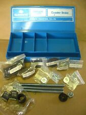 NEW SCHWINN & OTHER SHIMANO COASTER BRAKE AND HUB  PARTS  KIT & BOX    LOT  #2