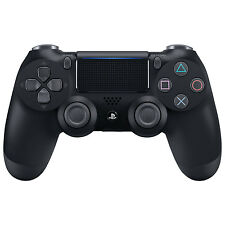 Sony PS4 DualShock 4 Wireless Controller - Jet Black (CUH-ZCT2) - Latest Mo