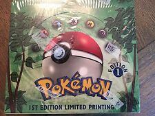 Pokemon Jungle 1st First Edition FACTORY SEALED Booster Box 36 Packs USA version