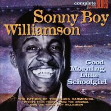 Williamson,John Lee Sonny Boy - Good Morning,Little