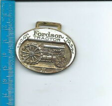 AB-082 - IWFAI Watch Fob Fordson Tractor, Vintage 1988 24th Natl Show