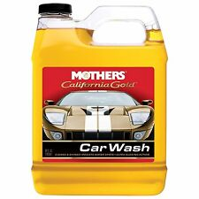 California Gold Car Wash Soap Sudsy Boat Rv Camper Motorcycle Truck Van Cleaner