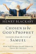 Chosen to be God's Prophet: How God Works in and Through Those He Chooses, Audio