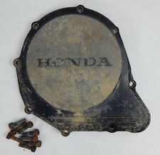 1983 Honda Nighthawk CB550SC OEM Outer Right Side Engine Clutch Cover w Hardware