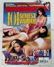SSX BLACK MEN Hot Sexy 101 SEXIEST WOMEN Special YEARBOOK Issue LIL KIM Vida +++