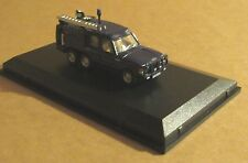 OXFORD DIECAST TACR2 QUEENS FLIGHT 1:76 SCALE RANGE ROVER AIRFIELD CRASH RESCUE