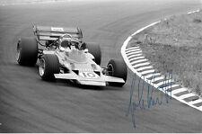 JOCHEN RINDT - Repro-Autogramm 20x30cm Großfoto Formel 1, repro autograph signed