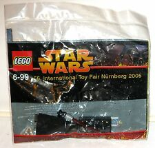 Lego STAR WARS SW117 Darth Vader 56. International Toy Fair Nürnberg 2005 (K32)